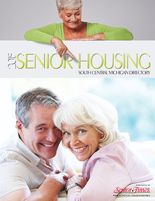 Senior Housing Directory 2015 Cover