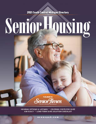 Senior Housing Directory 2021 Cover