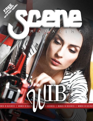 Scene Women In Business Cover