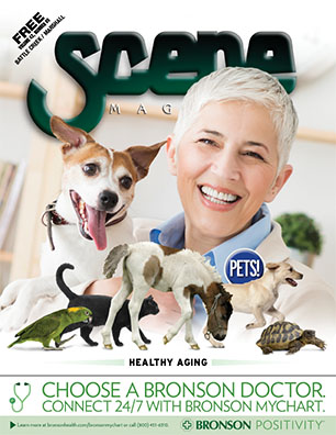 Scene Health Aging, Pets Cover