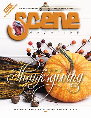 Scene Thanksgiving Cover