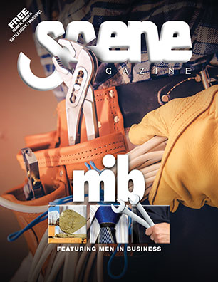 Scene Men In Business Cover