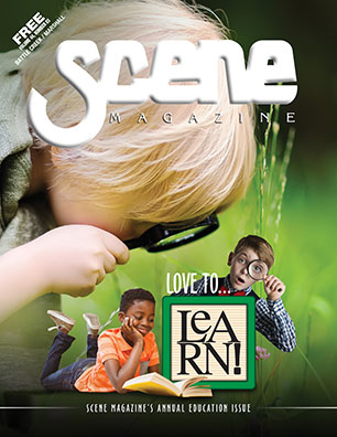 Scene Youth & Education Cover