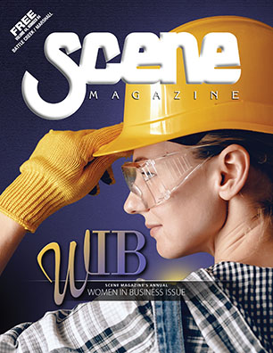 Scene Woman In Business Cover