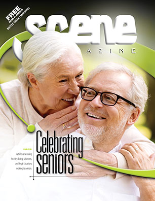 Scene Celebrating Seniors Cover