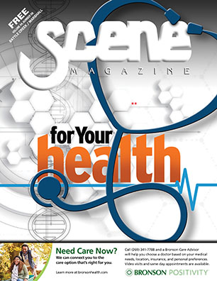 Scene Health Issue Cover