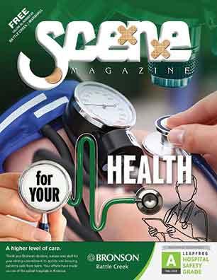 Scene Health Cover