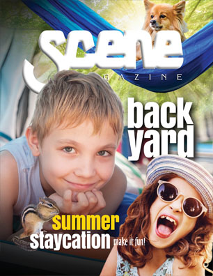 Scene Summer Staycation Fun Cover