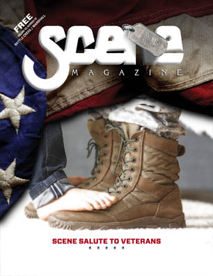 Scene Salute To Veterans Cover