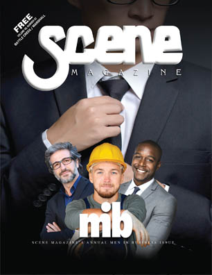 Scene Men In Business Cover 2021