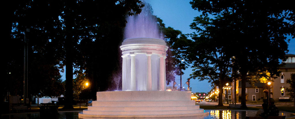 Marshall Fountain