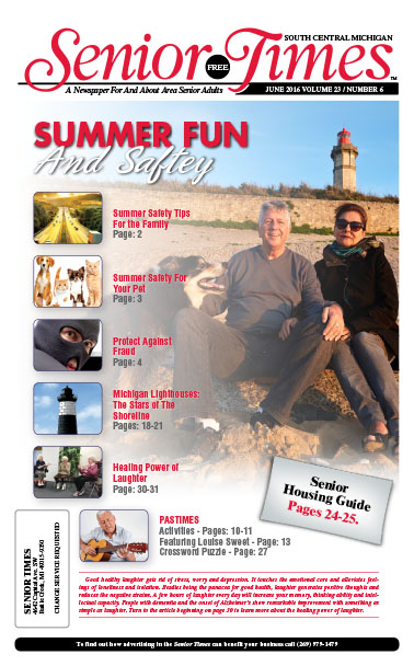Summer Fun And Safety Cover