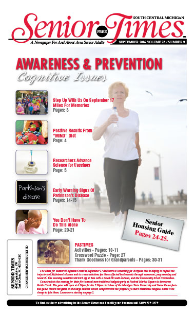 Awareness & Prevention, Cognitives Issues Cover