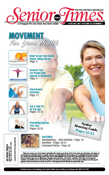 Movement For Your Health Cover