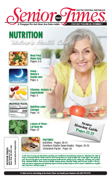 Nutrition Nature's Health Care Cover