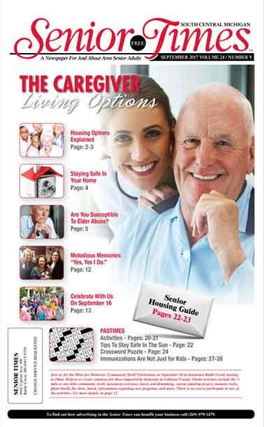 The Caregiver Living Options Cover