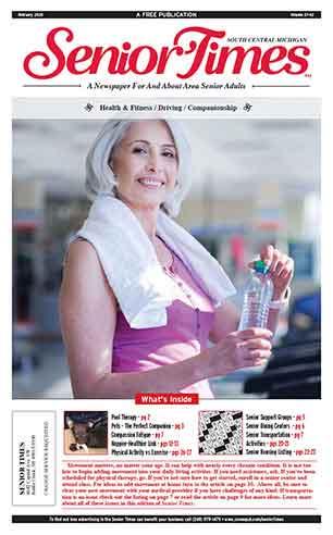 Senior Times Health & Fitness Driving Companionship Cover